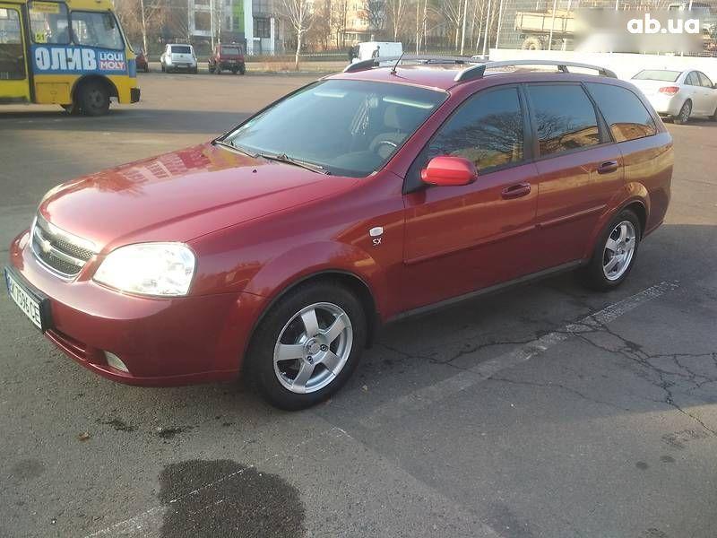 Chevrolet Nubira 2008